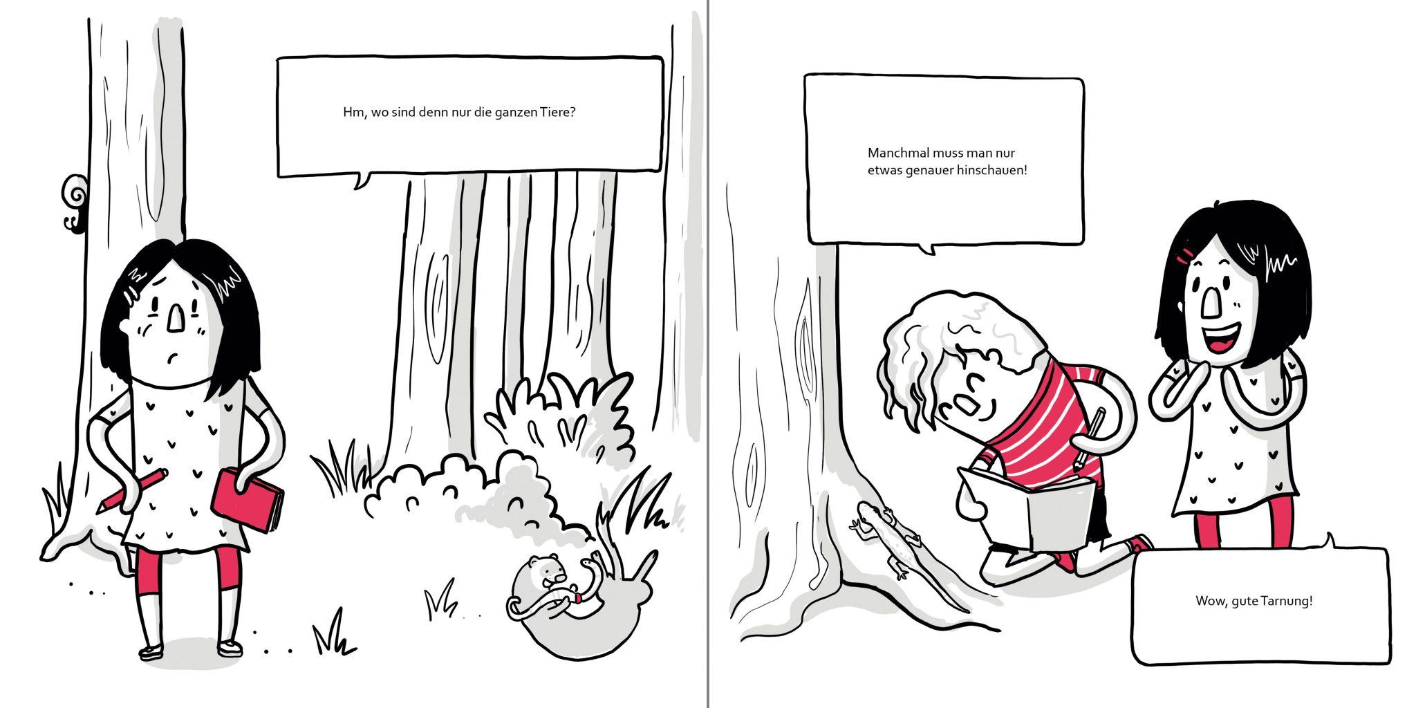 So zeichnest du Buch Krea und Tivo Story Tarnung