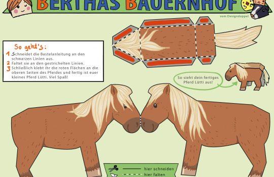 In Kürze neu: Bastelvorlagen auf So-bastelst-du.de